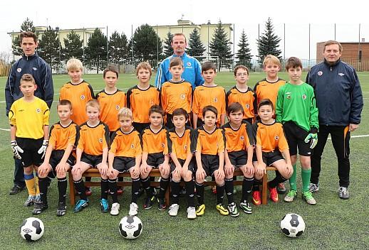 Mladší žáci SC Xaverov ročník 2004, 2003