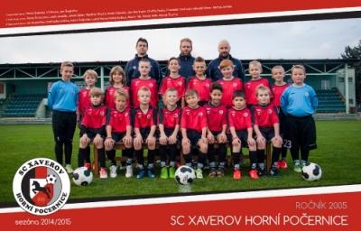 U11 SC Xaverov ročník 2005