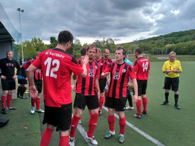 FK Gordic Praha Kačerov - SC Xaverov