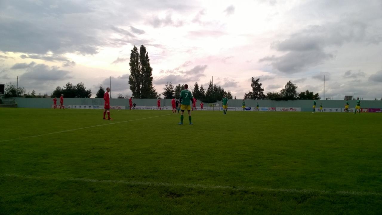 SC XAVEROV - FC Háje Jižní město B