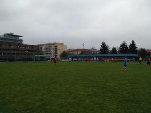 SK Union Vršovice - SC XAVEROV 0:0