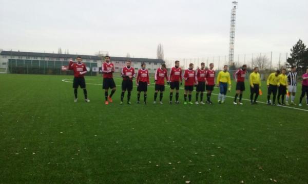 SC Xaverov - Spartak Kbely 1:3