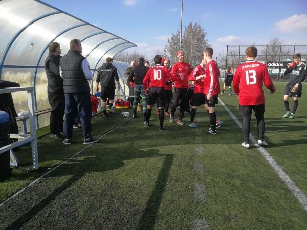 FC Háje JM B - SC Xaverov Jaro 2018