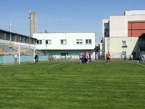 SC Xaverov - Union Vršovice B Jaro 2018