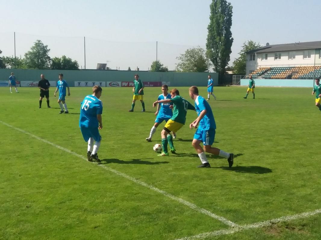 SC Xaverov - ČAFC Praha B