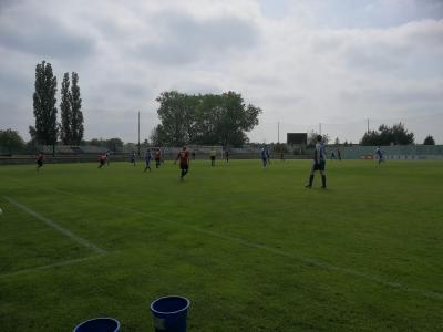 SC Xaverov - JM Chodov 5:0 Jaro 2018