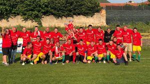 Spartak Kbely - SC Xaverov Jaro 2018