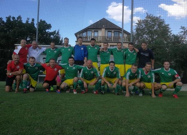 FC Tempo Praha B - SC Xaverov 4:2 Podzim 2018