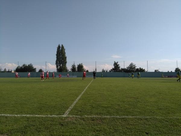 SC Xaverov - SK Viktoria Štěrboholy 0:2 Podzim 2018