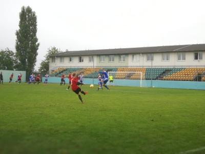 SC Xaverov - SK Ďáblice 0:2 podzim 2018