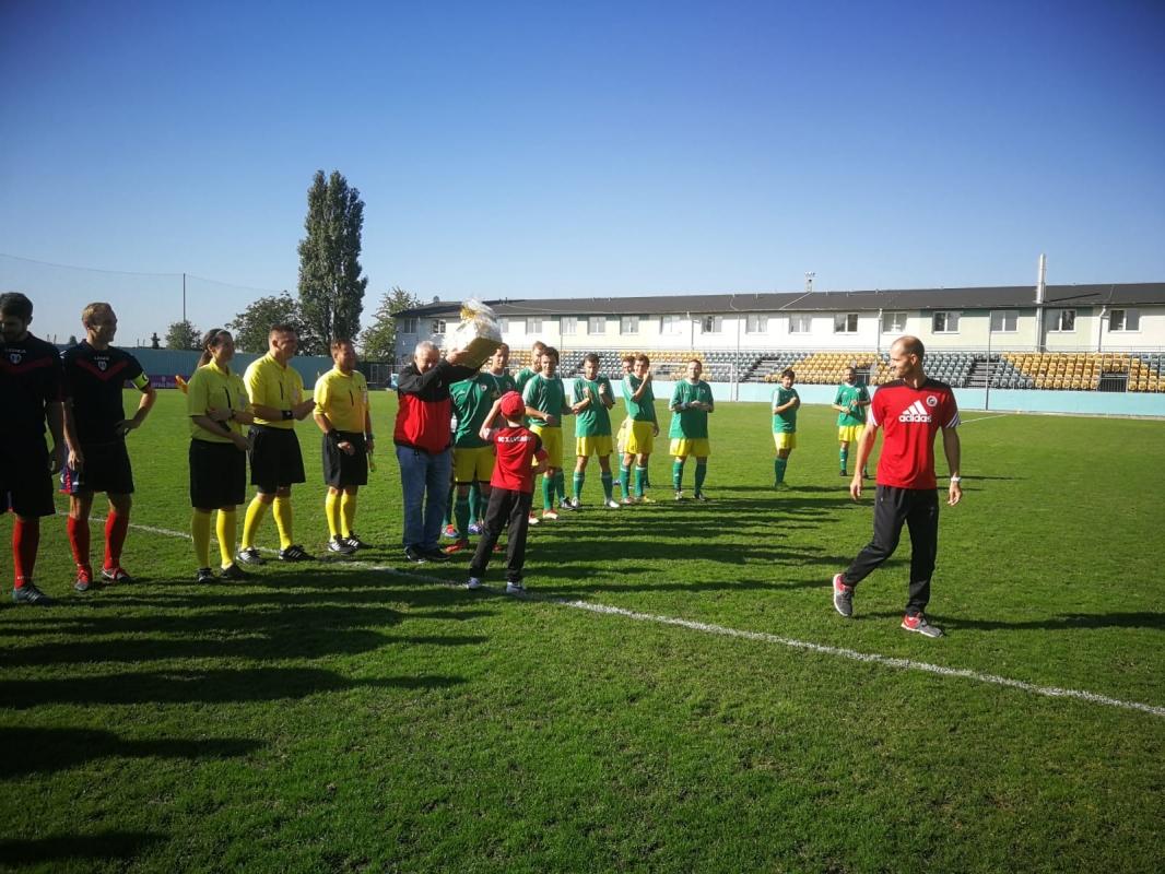 SC Xaverov - Sokolo Kolovraty 2:5 Podzim 2018