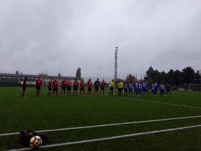 SC Xaverov - Slovan Kunratice 0:8 Podzim 2018