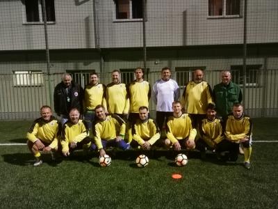 SC Xaverov Gentlemani - Řepy 17:3 Podzim 2018