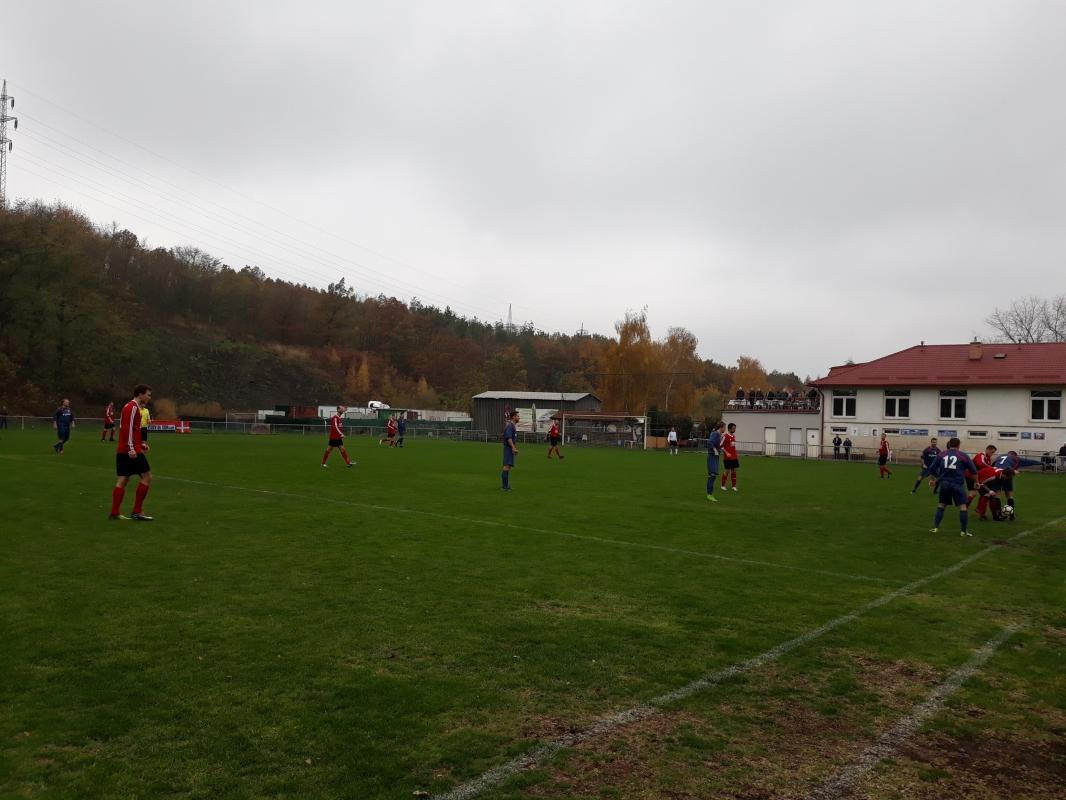 TJ Kyje - SC Xaverov 0:1 Podzim 2018