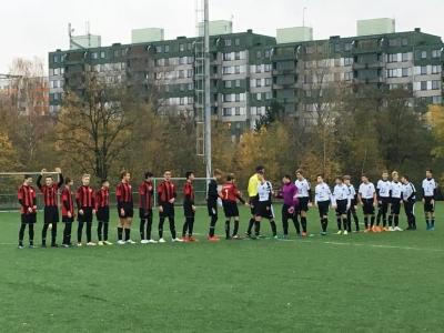 DFC Prag - SC Xaverov 0:4 Podzim 2018
