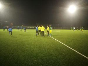 SC Xaverov - SK Praga Praha 2:0 Podzim 2018
