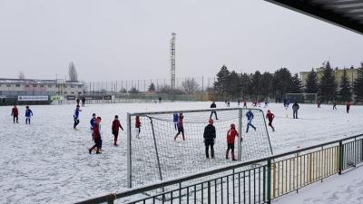 Zimní liga mladších žáků 2019
