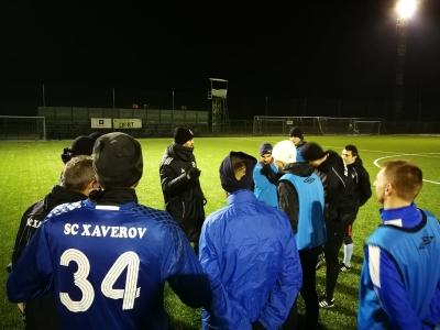 Zimní příprava 2019 A-tým SC Xaverov