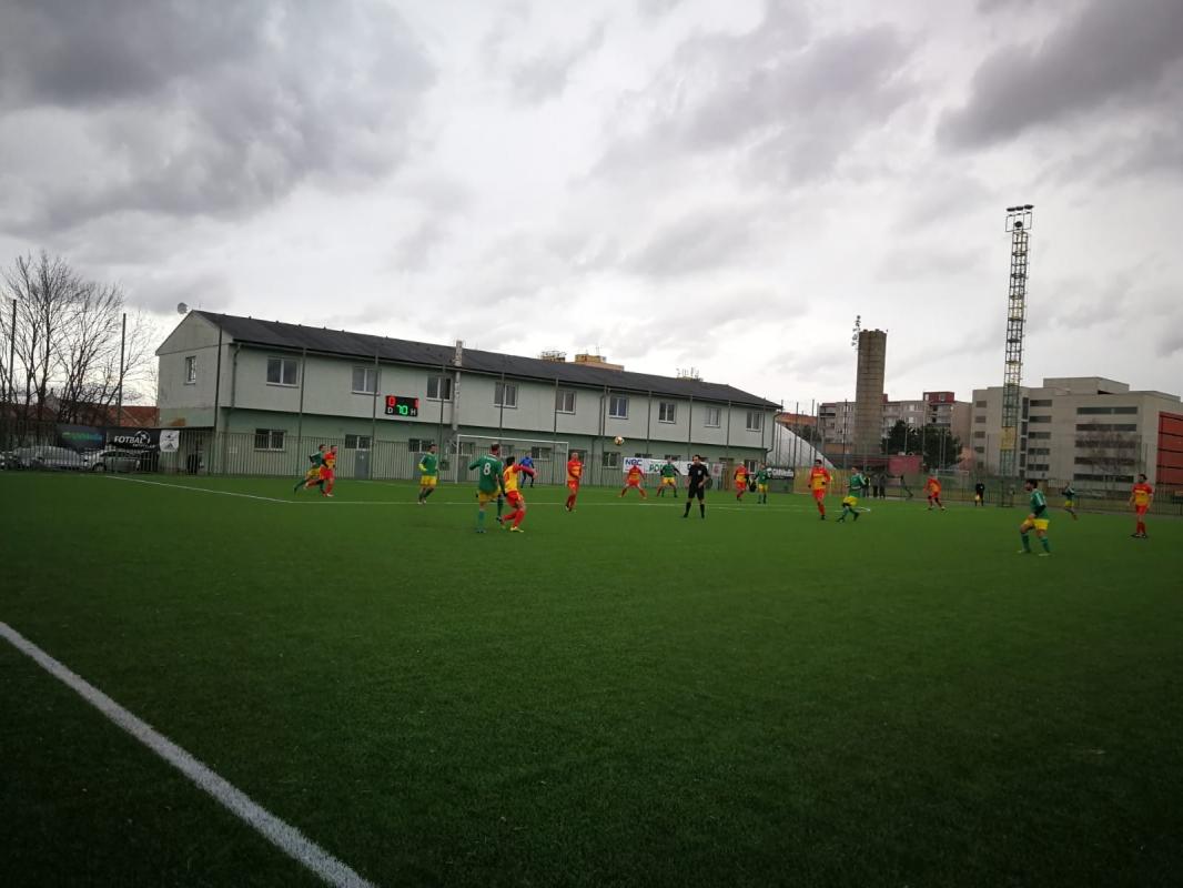 SC Xaverov - FC Tempo Praha B 1:1 Jaro 2019