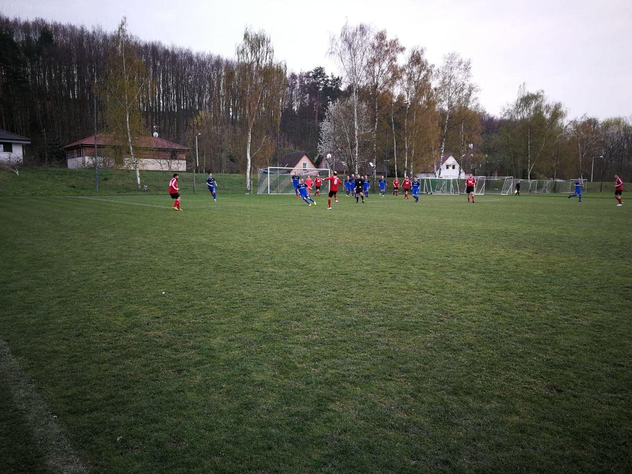 Spartak Hrdlořezy - SC Xaverov 4:0 Jaro 2019