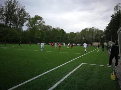 Uhřiněves - Xaverov 1:0 Jaro 2019