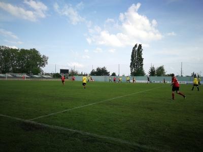 SC Xaverov - Union Strašnice 2:1 Jaro 2019