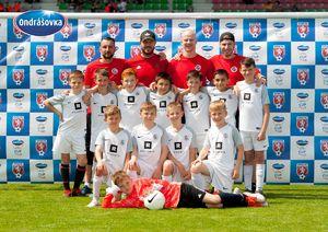 SC Xaverov 2009 Ondrášovka Cup 2019