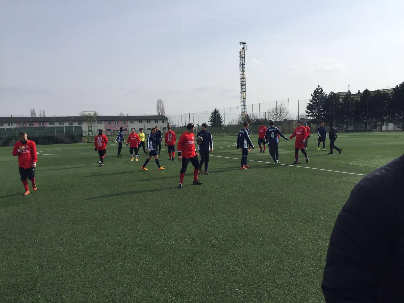 SC Xaverov - Újezd nad Lesy