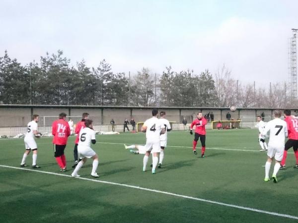 SC Xaverov - FC Real Praha