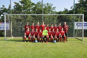 St. žáci SC Xaverov 2019