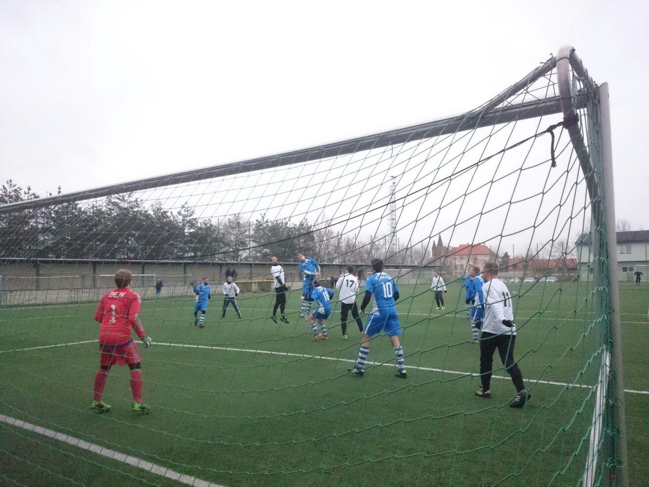 SC Xaverov - TJ Spoje Praha