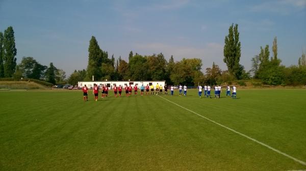 Avia Čakovice - SC Xaverov Horní Počernice